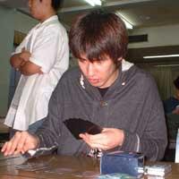 2003年度MTG高知最強位: 森田雅彦